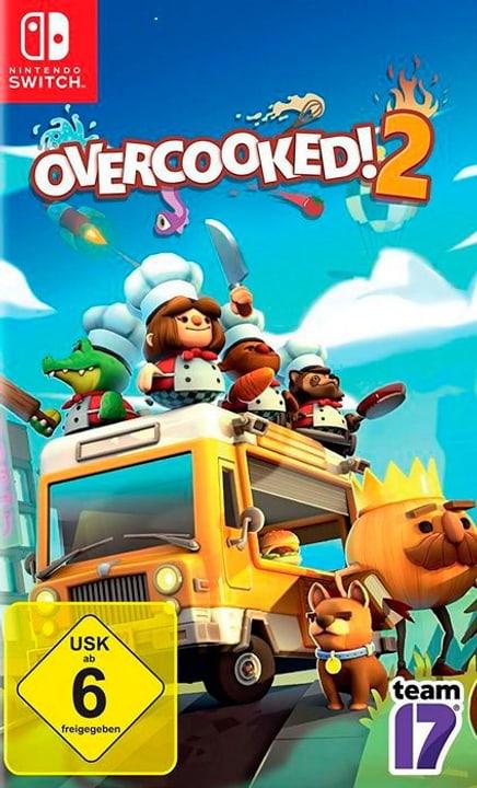 NSW - Overcooked! 2  D Box 785300137540 Bild Nr. 1