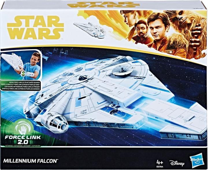 Star Wars Han Solo Film Forcelink 2.0 Millennium Falcon 747452600000 N. figura 1