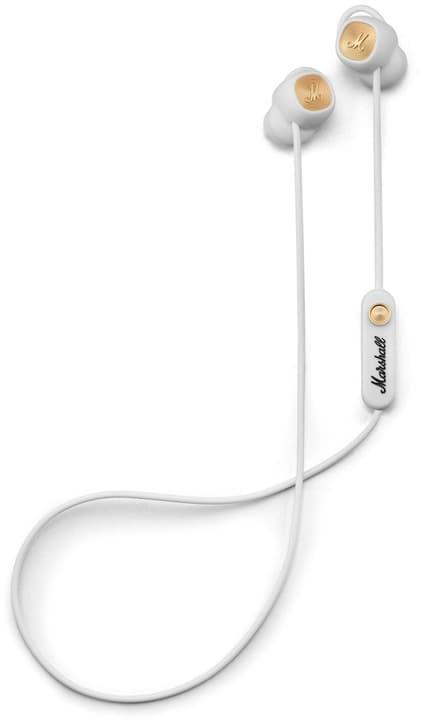 Minor II Bluetooth - Blanc Casque In-Ear Marshall 772788500000 Photo no. 1