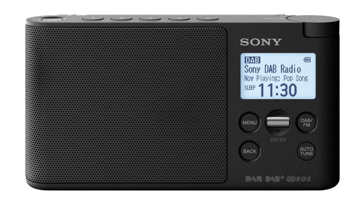 XDR-S41DB noir radio DAB+/FM Sony 773022800000 Photo no. 1