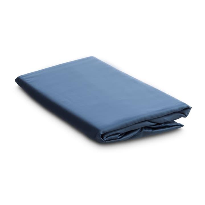 KOS Drap housse 376018446902 Couleur Bleu jeans Dimensions L: 200.0 cm x L: 160.0 cm Photo no. 1