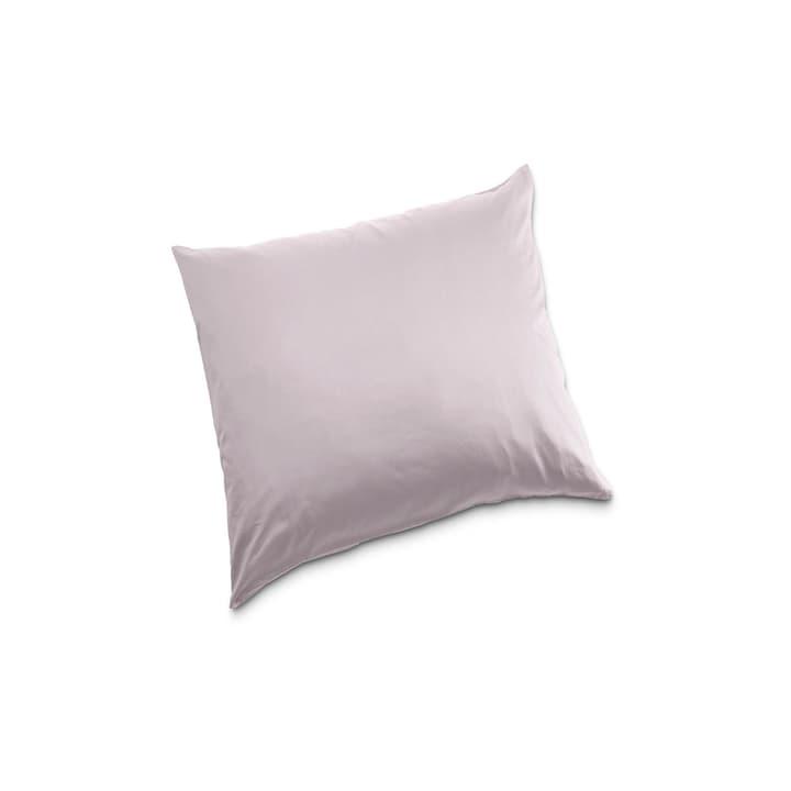 KOS Taie d'oreiller Satin 376026570202 Couleur Rose Dimensions L: 65.0 cm x L: 65.0 cm Photo no. 1