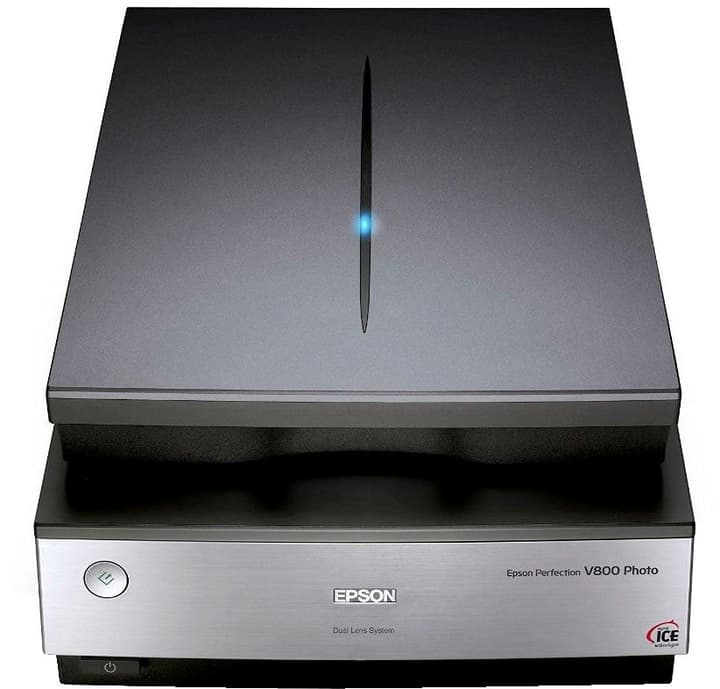 PerfectV800 Scanner per foto e pellicole Scanner Epson 785300126257 N. figura 1