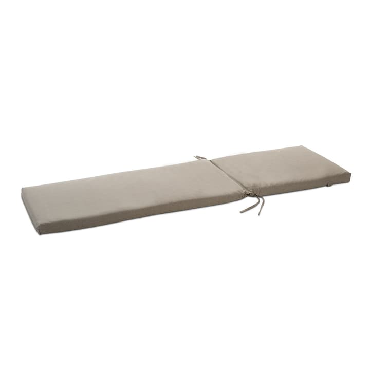 AREZZO Coussin 378029600000 Couleur Beige Dimensions L: 190.0 cm x P: 60.0 cm x H: 7.0 cm Photo no. 1