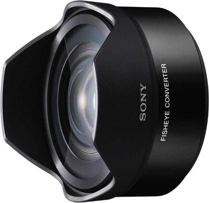 VCL-ECF2 Fisheye Converter Objectif Sony 785300146101 Photo no. 1