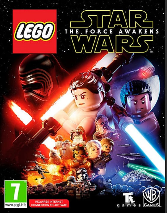 PC - LEGO Star Wars: The Force Awakens Download (ESD) 785300133337 Photo no. 1