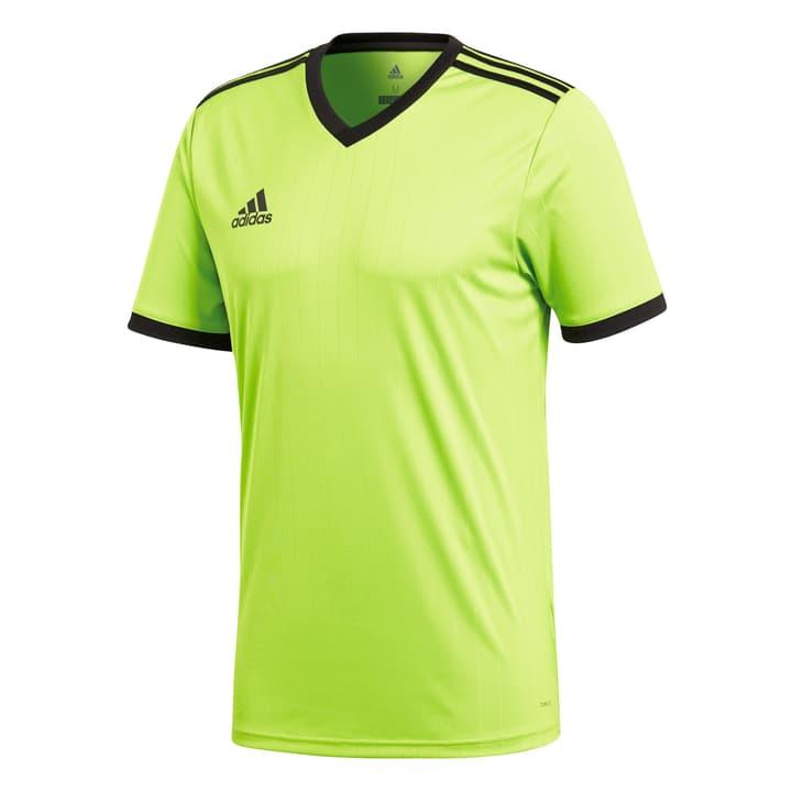 Tabela 18 Jersey Maglietta da calcio per bambini Adidas 464529615266 Colore limetta Taglie 152 N. figura 1