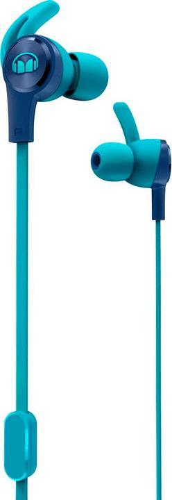 iSport Achieve In-Ear Kopfhörer - Blau Monster 785300126558 Bild Nr. 1