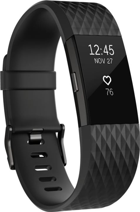 Charge 2 Special Edition Black Small Activity Tracker Fitbit 785300131192 Bild Nr. 1