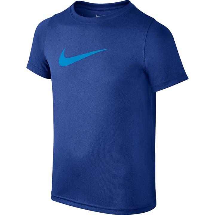 Dry Training T-Shirt T-shirt pour garçon Nike 464537012240 Couleur bleu Taille 122 Photo no. 1