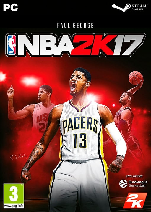 PC - NBA 2K17 Digital (ESD) 785300133353 Bild Nr. 1