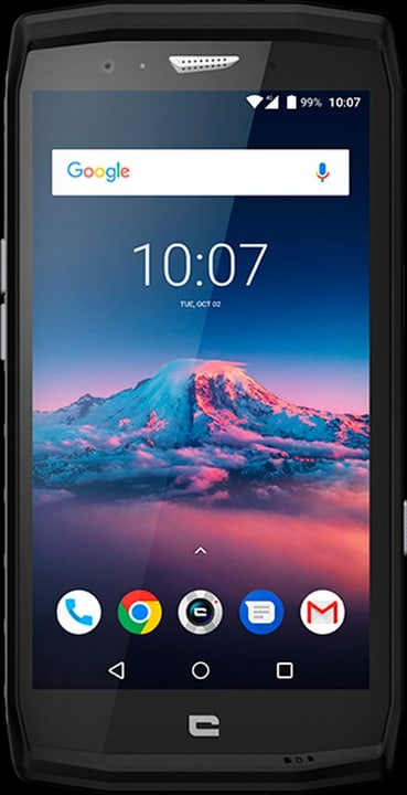Trekker X4 Dual SIM 64GB noir Smartphone CROSSCALL 785300140285 Photo no. 1