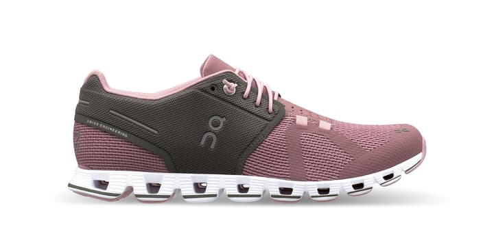 Cloud Scarpa da donna running On 492823541038 Colore rosa Taglie 41 N. figura 1