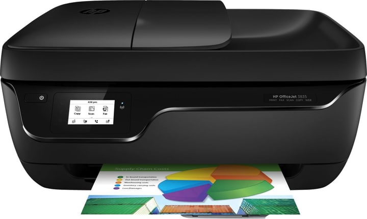 OfficeJet 3835 AiO Multifunktionsdrucker HP 797286500000 Bild Nr. 1