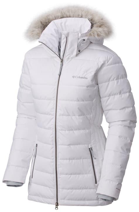 Ponderay Veste de ski pour femme Columbia 462530300410 Couleur blanc Taille M Photo no. 1