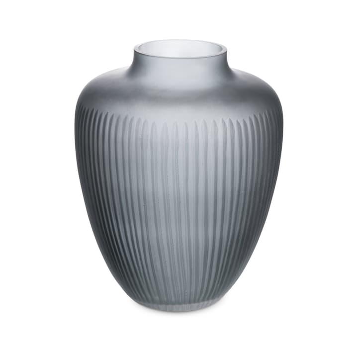VANESSA vase 396117900000 Dimensions L: 20.0 cm x P: 20.0 cm x H: 26.0 cm Couleur Gris Photo no. 1