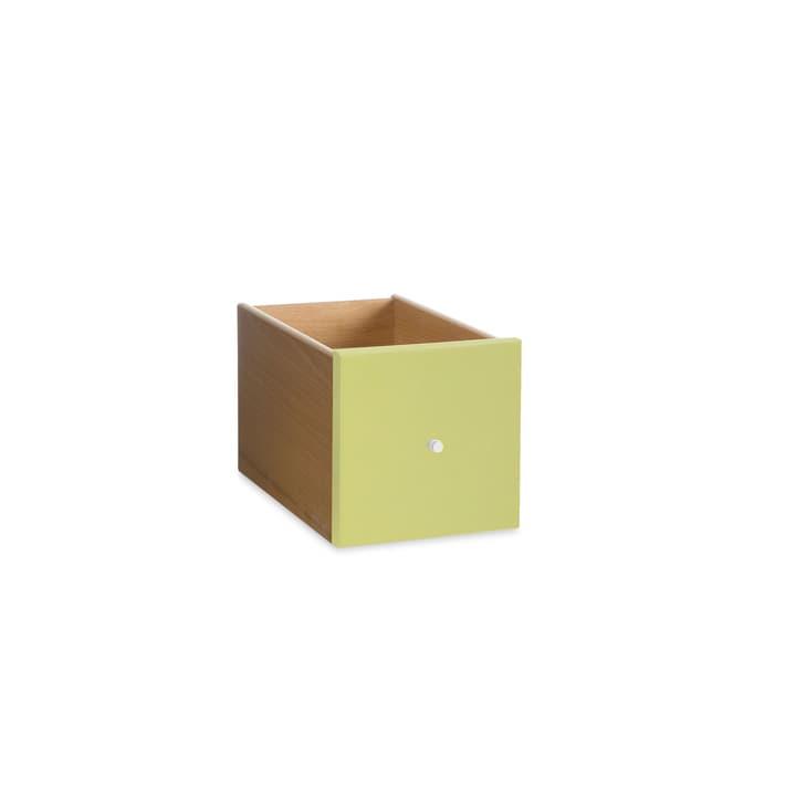 VIDO Schublade mini 362011275307 Grösse B: 18.0 cm x T: 18.0 cm x H: 33.0 cm Farbe Hellgrün Bild Nr. 1