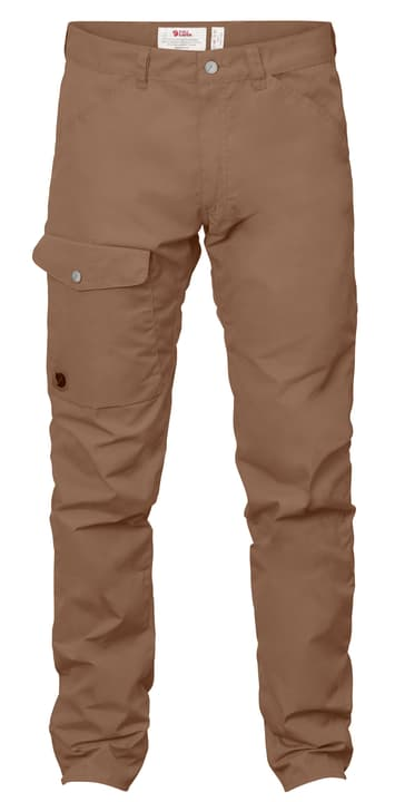 Greenland Jeans Long Pantaloni da uomo Fjällräven 465765804674 Colore beige Taglie 46 N. figura 1
