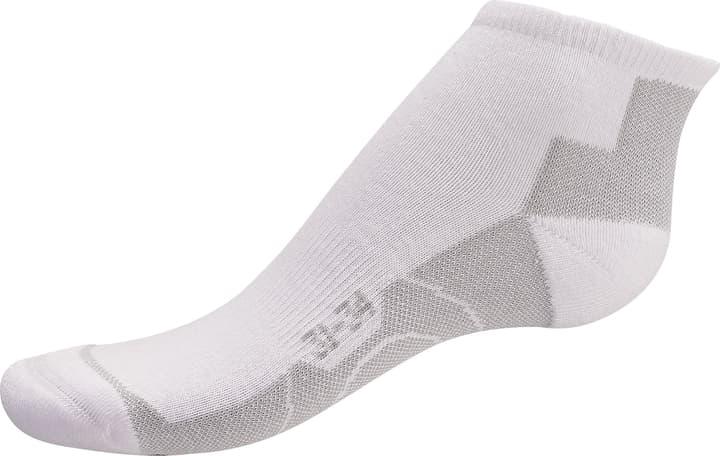 Chaussettes de course pour enfant M-Budget 497164927010 Couleur blanc Taille 27-30 Photo no. 1