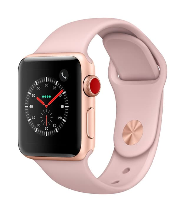 Watch Series 3 GPS/LTE 38mm gold/pinksand Apple 785300130042 N. figura 1