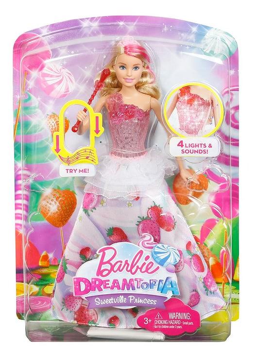 Barbie Principessa del regno delle Caramelle 747939800000 N. figura 1