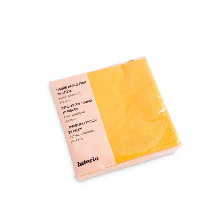 PAPER Tovaglioli di carta 393002074363 Dimensioni L: 12.5 cm x P: 12.5 cm x A: 4.0 cm Colore Giallo N. figura 1