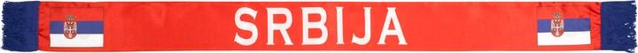 Serbie Echarpe de supporter Extend 461937099930 Couleur rouge Taille one size Photo no. 1