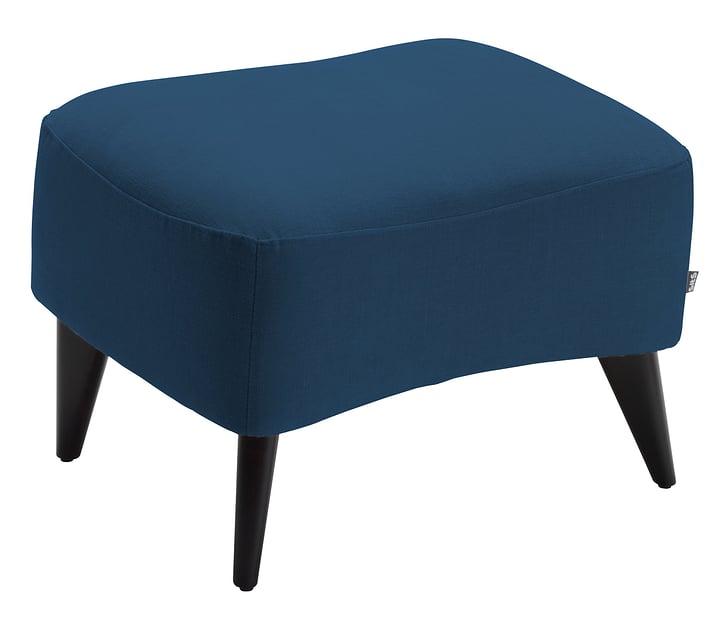 JANSEN (Caleido) Pouf 402440608040 Dimensions L: 63.0 cm x P: 48.0 cm x H: 42.0 cm Couleur Bleu Photo no. 1
