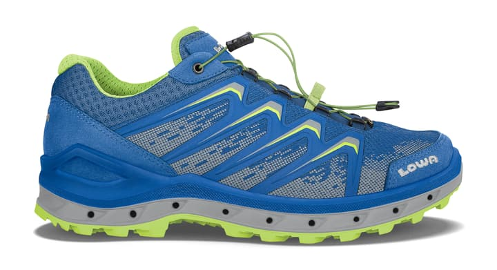 Aerox GTX Lo Chaussures polyvalentes pour homme Lowa 461103245040 Couleur bleu Taille 45 Photo no. 1