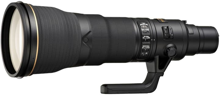 Nikkor AF-S 800mm 1:5 6E FL ED VR inkTC800 Objectiv Objectif Nikon 793430200000 Photo no. 1