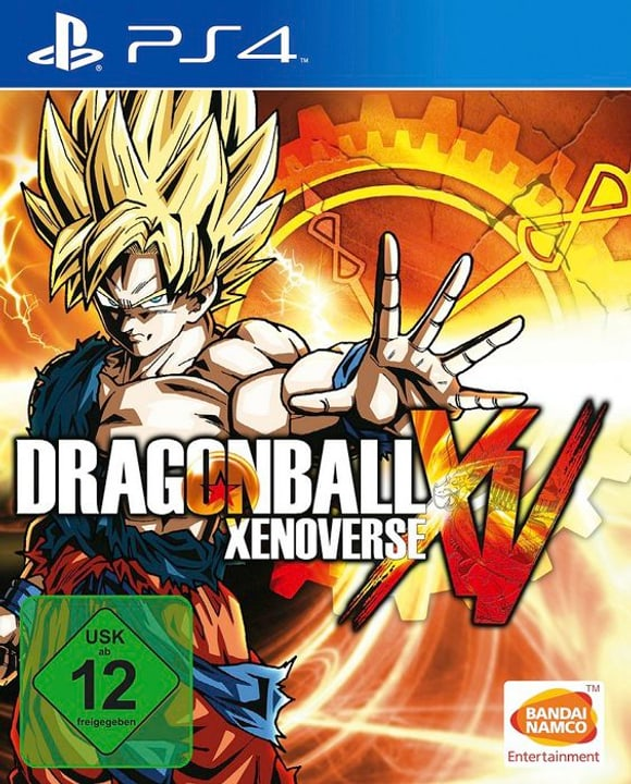 PS4 - Dragon Ball Xenoverse 785300122026 Bild Nr. 1