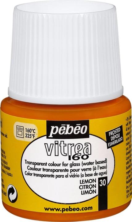 Pébéo Vitrea 160 Esmerilado Pebeo 663507410100 Colore Limone N. figura 1