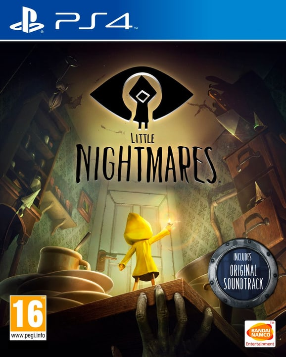 PS4 - Little Nightmares Physisch (Box) 785300121776 N. figura 1