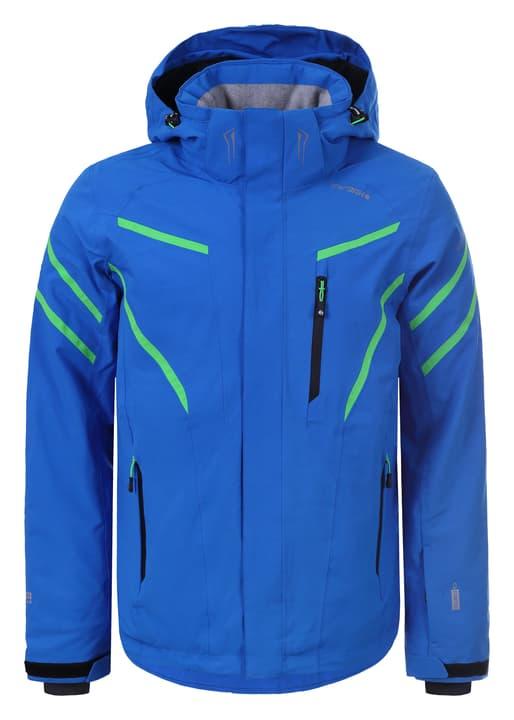 NICOLAS Veste de ski pour homme Icepeak 460355400340 Colore blu Taglie S N. figura 1