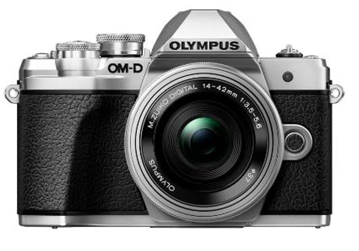 E-M10 III PancakeZoom silver Kit fotocamera sistema Olympus 785300137494 N. figura 1
