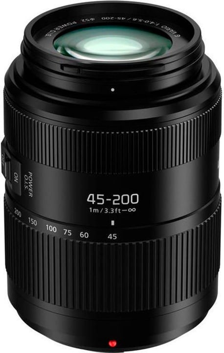 Lumix G 45-200mm 4-5.6 Objektiv Panasonic 785300126066 Bild Nr. 1