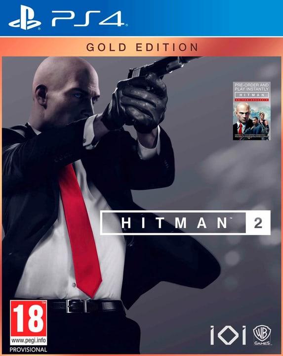 PS4 - Hitman 2 - Gold Edition (D/F) Box 785300137095 Photo no. 1