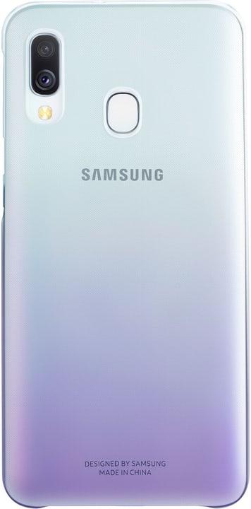 Gradation Cover A40 violet Coque Samsung 785300142932 Photo no. 1