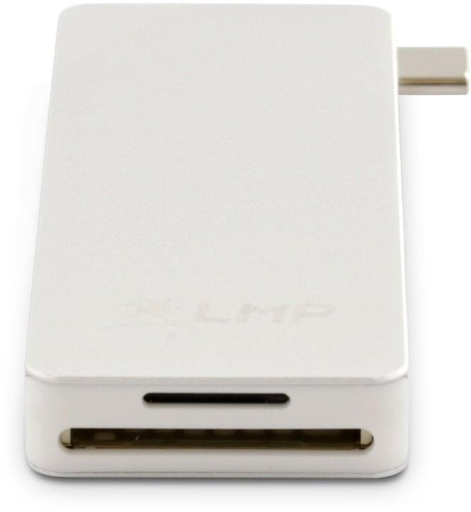 USB-C Basic Hub - Space Grey Dockingstation LMP 785300143375 Bild Nr. 1