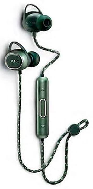 AKG N200 Wireless BT - Green In-Ear Kopfhörer Akg 785300145100 Bild Nr. 1