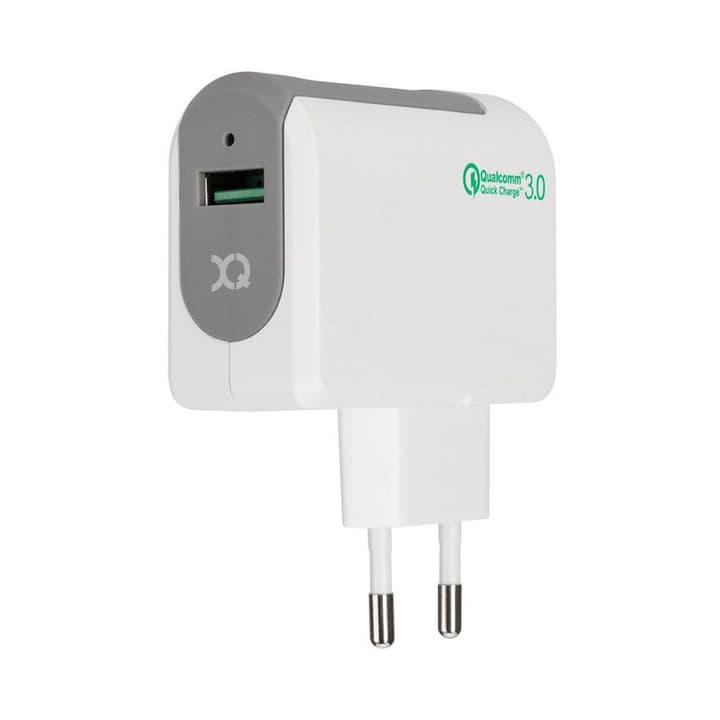 Qualcomm 3.0 Travel Charger EU Single USB XQISIT 798302700000 Bild Nr. 1