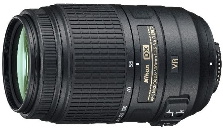 Nikkor AF-S DX VR 55-300mm 1:4,5-5,6G ED VR Objectif Objectif Nikon 793357100000 Photo no. 1