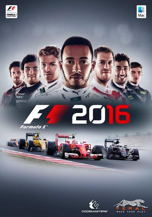 Mac - F1 2016 Download (ESD) 785300134091 N. figura 1