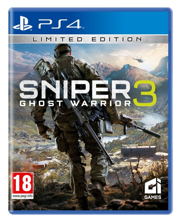 PS4 - Sniper Ghost Warrior 3 Season Pass Edition 785300121985 Photo no. 1
