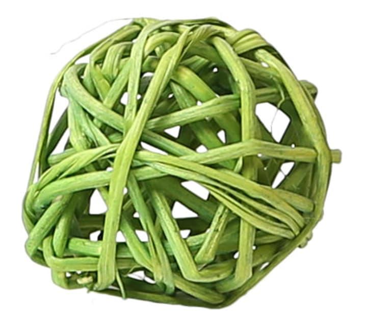 Sfere Rattan, verde,  3cm, 5pcs. Do it + Garden 656547800005 Colore Verde lime Taglio ø: 30.0 mm N. figura 1