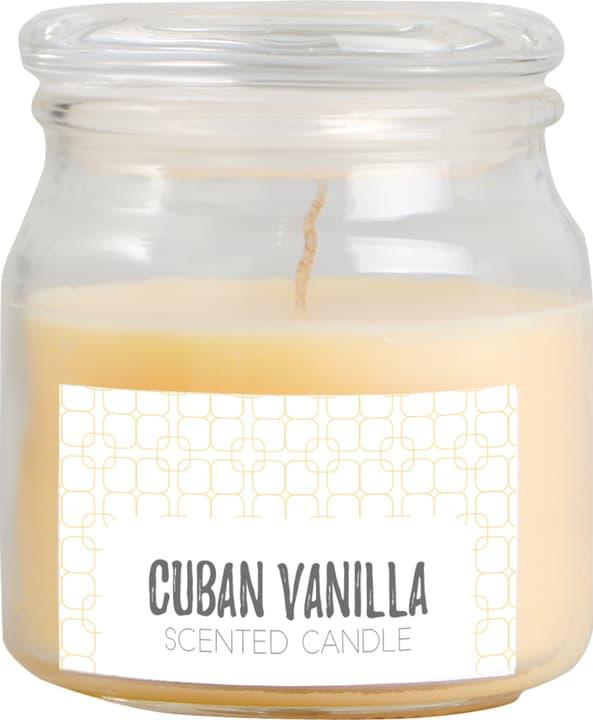 CLEAR Candela profumata 440726700000 Odore Vaniglia Dimensioni L: 8.3 cm x P: 8.3 cm x A: 9.5 cm N. figura 1