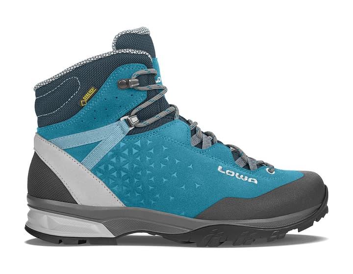 Sassa GTX Mid Wide Chaussures de trekking pour femme Lowa 473303138047 Couleur denim Taille 38 Photo no. 1