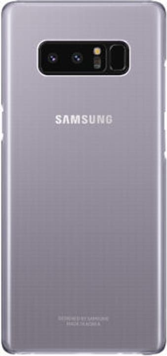 Clear Cover Orchid Grey Hülle Samsung 785300129636 Bild Nr. 1