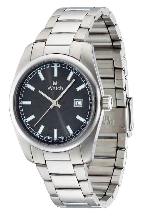 PRETTY schwarz Armbandanduhr Armbanduhr M Watch 760717300000 Bild Nr. 1