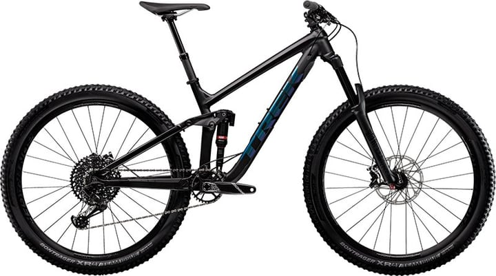 "Slash 8 29"" Mountainbike Enduro Trek 463348219520 Rahmengrösse 19.5 Farbe schwarz Bild Nr. 1"